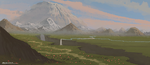 mother of mountains by ehecod