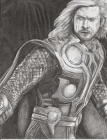 Thor by The-Shadow-artist