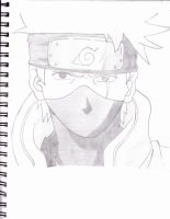kakashi hatake by Yami-The-Orca