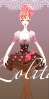 Miss Bakery Lolita by Nevilk