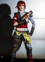 Lilith the Siren aka. the Firehawk [Borderlands 2] by Melonl0rd