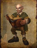 The Book Keeper by CaseyD2K