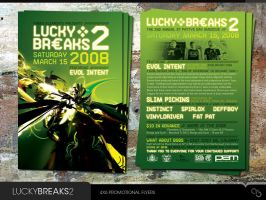 Lucky Breaks 2 by djagentorange