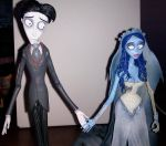 Corpse Bride by CameronVale