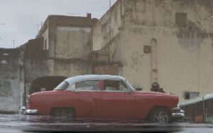 Reflections of Cuba by ivanfe
