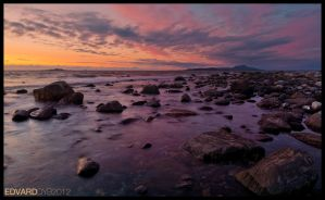 Alnes Sunset 03 by dr-phoenix