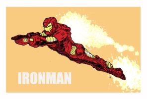 Iron Man by jdcunard