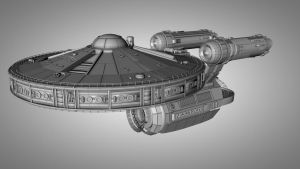 WIP - Ironsides Enterprise 11 by PainthatImausedto