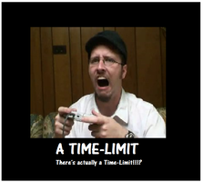 A Time-Limit Demotivational by Oblivion69