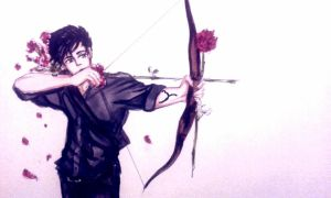 shadowhunters : Alec Lightwood by BakaAden