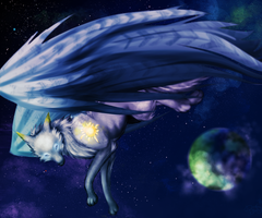 Solaris - The Winged God by Pawzors