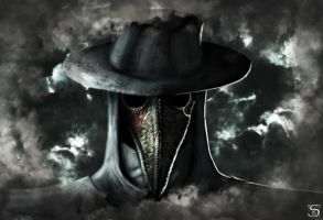 Plague Doctor by Darkdeliverians
