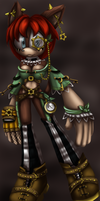 Steam Punk Collab by ScittyKitty