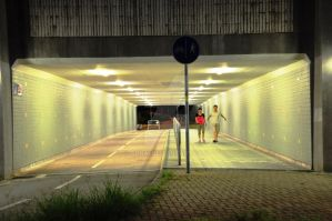 oneway tunnel by conai