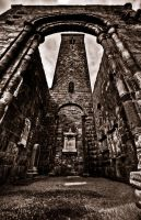 Ruins of St. Andrews 2 by Yupa