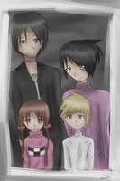 Suicide Family by kazaki03