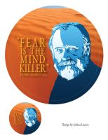 Frank Herbert button by maXVolnutt
