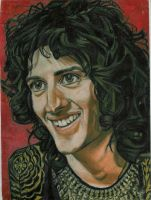 Brian May, 1973 by DrKitty2010