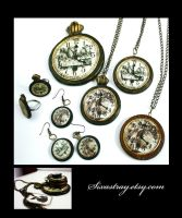 Alice jewellery by sixAstray