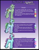 Comic Character Intro Page 2 by FlyingPony