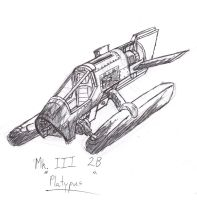 Air Boat 1: Concept by THE-DALEK-SUPREME