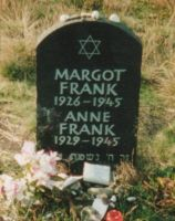 Anne Frank Grave by siredspike
