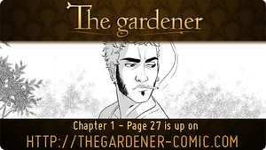 The gardener - CH01P27 by Marc-G