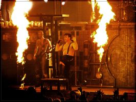Rammstein: A Classic Moment by nihilist1
