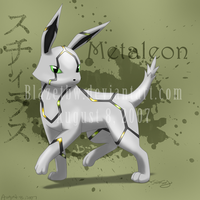 Metaleon :fan pokemon: THIS IS OLD.