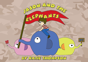 J and E: Book Cover by kt-chan