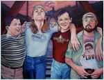 """Stand By Snootch"" by davidmacdowell"
