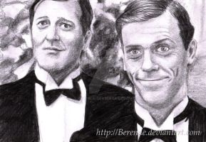 Jeeves and Wooster by Berende