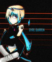 Dyre Durren by Zack-Of-Spades