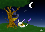 Moonrise by its-a-digiconspiracy