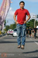 Ricky Levitation by perigunawan