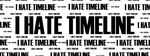 I Hate Timeline (A Timeline Cover) by macmusician