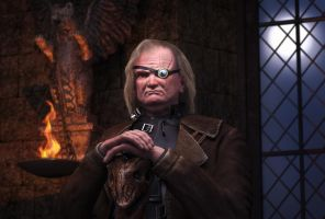 Alastor Moody by BlackCarnage