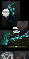 Timeless: Glimpse of the Border Part 5 by Cynthetic-art