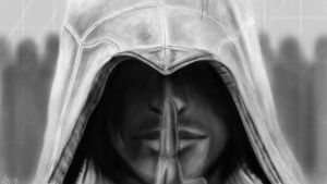 Assassin's Creed 2 - Ezio II. by LetticiaMaer