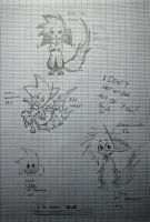 My inability at drawing fluff balls. by Toothless6reach