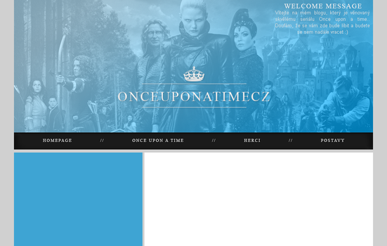 Ordered Layout ft. Once Upon a Time by Kate-Mikaelson
