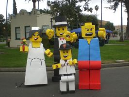 Lego People by SN2