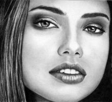 Adriana Lima by Doctor-Pencil