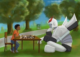 Chess in the Park by The-Starhorse