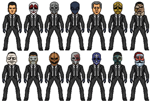 Payday: The Heist Hoxton by Stuart1001
