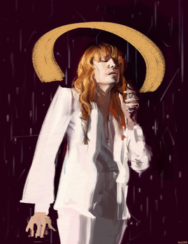 Florence + the Machine by lou2209
