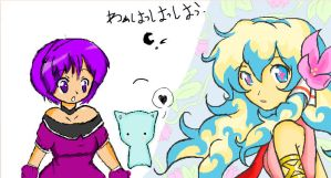 iScribble Adventures by DreaChu