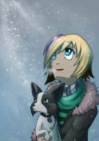 Snow by AbnormallyNice