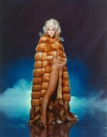 Connie Stevens by drknyght6
