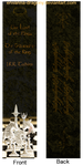 LOTR Fanart Fellowship of the Ring bookmark by Erwanna-Dragony